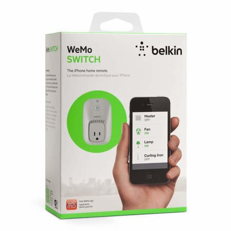 Belkin WeMo Switch