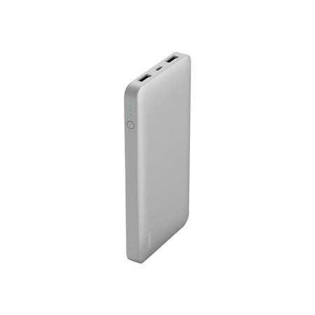 Belkin 10000mAh Battery Pack - Silver