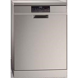 AEG F88709M0P 15 Place Stainless Steel Freestanding Dishwasher