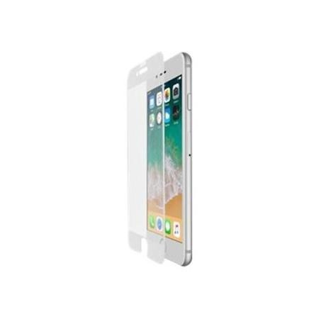 Belkin iPhone 7+/8+ Screen Force Tempered Curve Screen Protector - White
