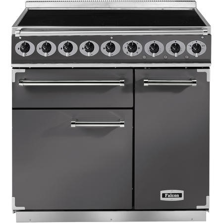 Falcon 10232 - 900 Deluxe Induction 90cm Electric Range Cooker - Slate
