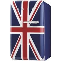 Smeg FAB10LUJ 50's Style Left Hand Hinge Freestanding Fridge With Ice Box - Union Jack