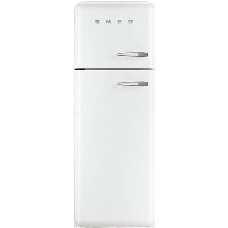 Smeg FAB30LFW Top Mount Fridge Freezer White