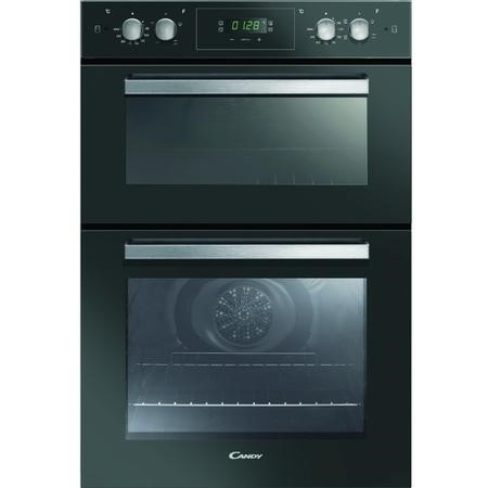 Candy FC9D815NX Electric Built In Double Oven - Black