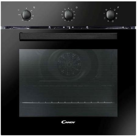 Candy FCP602N/E 8 Function Electric Built-in Single Oven - Black