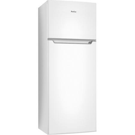 Amica FD2303 206 Litre Freestanding Fridge Freezer 80/20 Split A+ Energy Rating 54.6cm Wide - White