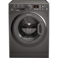 Hotpoint FDF9640G 9kg 1400rpm Freestanding Washer Dryer - Graphite
