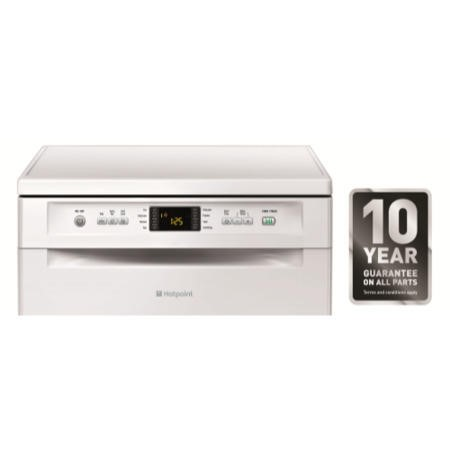 Hotpoint FDFEX11011P 13 Place Freestanding Dishwasher Polar White
