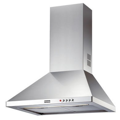 Franke FDL664XS Decorative 60cm Chimney Hood In Stainless Steel