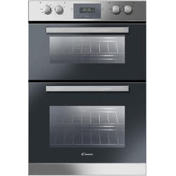 Candy FDP6109X Multifunction Electric Built-in Double Oven Stainless Steel