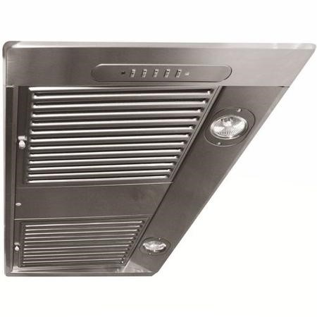 Falcon FEXT720 83510 72cm Canopy Cooker Hood Stainless Steel