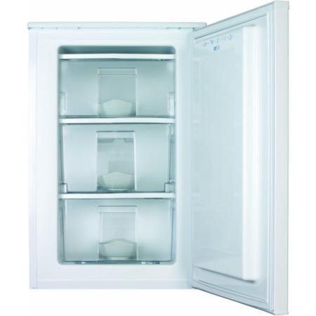 CDA FF181WH White Under Counter Freestanding Freezer