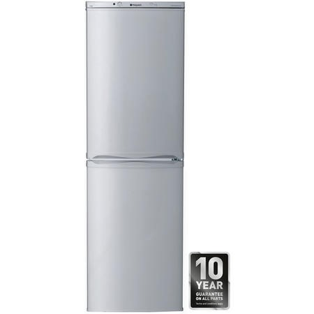 Hotpoint FFAA52S Aquarius 50/50 Split Frost Free Freestanding Fridge Freezer Silver