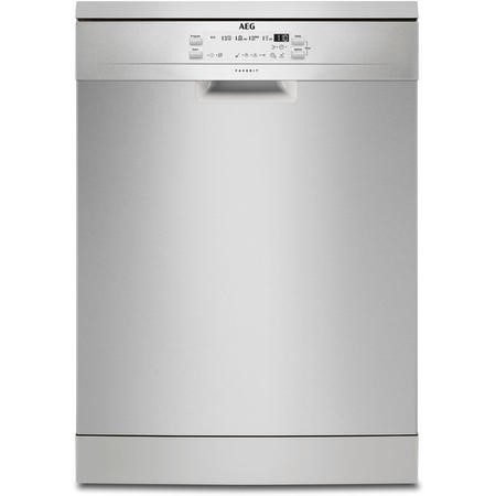 AEG FFB53600ZM 13 Place Freestanding Dishwasher - Silver