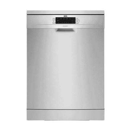 AEG FFE62620PM 13 Place Freestanding Dishwasher - Silver