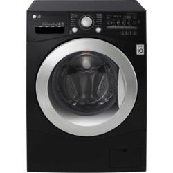lg fh2a8tdn8 direct drive 8kg 1200rpm freestanding washing machine black appliances direct. Black Bedroom Furniture Sets. Home Design Ideas