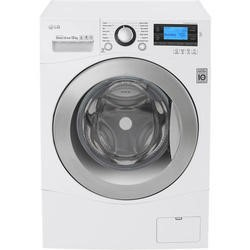 LG FH495BDN2 Direct Drive 12kg  1400rpm Freestanding Washing Machine White
