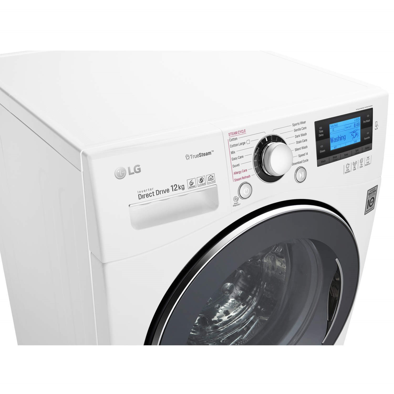 lg washing machine with steam