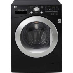 LG FH4A8FDN8 Direct Drive 9kg 1400rpm Freestanding Washing Machine - Black