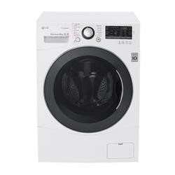 LG FH4A8JDS2 10kg 1400rpm Direct Drive Freestanding Washing Machine With Steam White