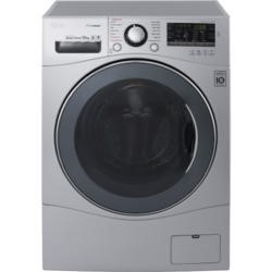 LG FH4A8JDS4 Direct Drive 10kg 1400rpm Freestanding Washing Machine Silver