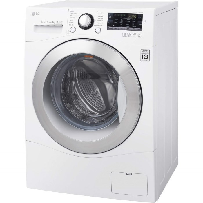 lg fh4a8tdn2 direct drive 8kg 1400rpm freestanding washing machine white appliances direct. Black Bedroom Furniture Sets. Home Design Ideas