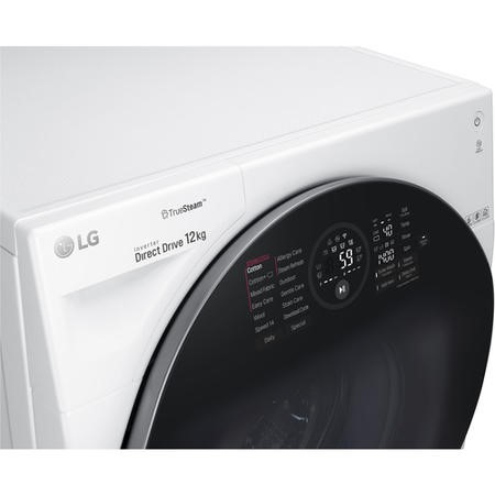 LG FH4G1BCS2 Direct Drive Freestanding Washing Machine 12kg 1400rpm White