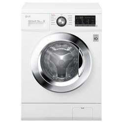 LG FH4G6TDM2N 8/4kg 6Motion Freestanding Washer Dryer White 1400rpm