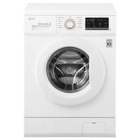 LG FH4G7TDN0 Direct Drive 8kg 1400rpm Freestanding Washing Machine - White