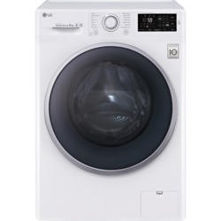 LG FH4U2VDN1 Direct Drive 9kg 1400rpm 6Motion Freestanding Washing Machine White