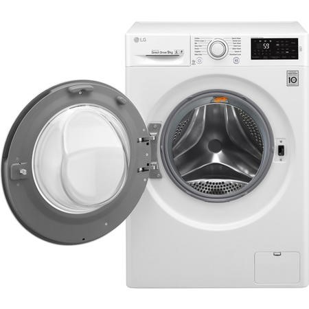 LG FH4U2VFN3 Freestanding Washing Machine 1400rpm 9kg  White