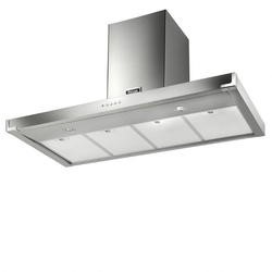 Falcon FHDSF1100SSC 92920 Super Flat 110cm Chimney Cooker Hood Stainless Steel And Chrome