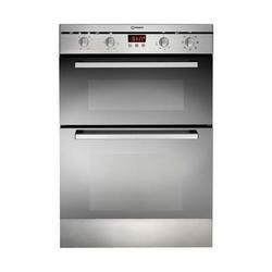 Indesit FIMDE23IXS Multifunction Electric Built-in Double Oven Stainless Steel