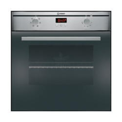 GRADE A3  - Indesit FIMS53JKAIX Medium Electric Built-in  in Stainless steel