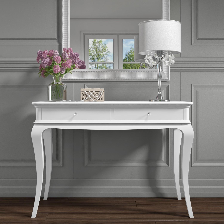 White Dressing Table Bedroom Furniture Wooden   eBay