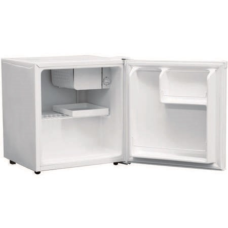 Amica FM061.3 48cm Wide Freestanding Tabletop Fridge - White