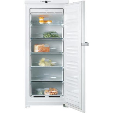FN12421S Miele FN12421S 1.45m Tall White Freestanding Freezer