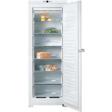 FN12621S Miele FN12621S 1.64m Tall White Freestanding Freezer
