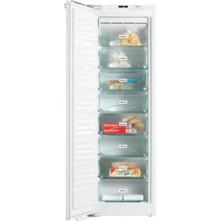 Miele FNS37402I 8 Drawer In-column Integrated Freezer