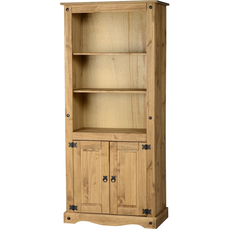 Image Is Loading Rustic Seconique Original Corona Solid Pine 2 Door