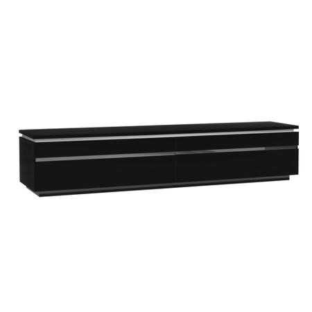 Electra Black High Gloss TV Unit Cabinet