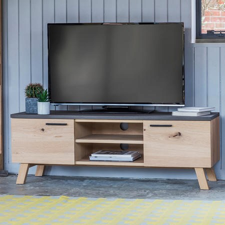 Chilson TV Unit 2 Doors