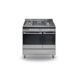 Fisher & Paykel OR90LDBGFX3 88999 Double Oven 90cm Wide Dual Fuel Range Cooker Stainless Steel