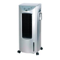 Honeywell FR12EC Evaporative Air Cooler