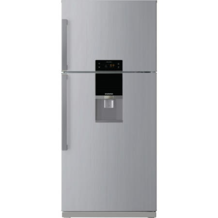 daewoo fr651ds freestanding frost free top mount fridge. Black Bedroom Furniture Sets. Home Design Ideas