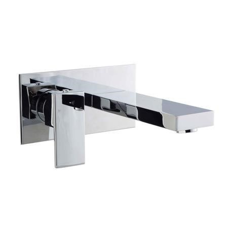 Mariana Wall Mounted Bath Filler Mixer Tap