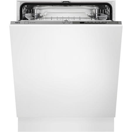 GRADE A1 - AEG FSB41600Z 13 Place Fully Integrated Dishwasher