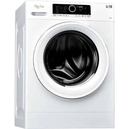 Whirlpool Supreme Care FSCR80410 8kg 1400rpm Freestanding Washing Machine - White