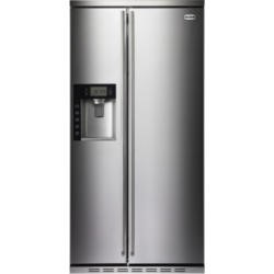 Falcon 44720 Stainless Steel Side By Side Fridge Freezer with Ice & Water Dispenser