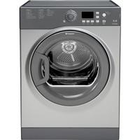 Hotpoint FTVFG65BGG 6kg Freestanding Vented Tumble Dryer - Graphite
